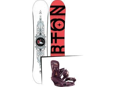 Set: Burton Talent Scout 2019 +  Escapade EST (2218441S)