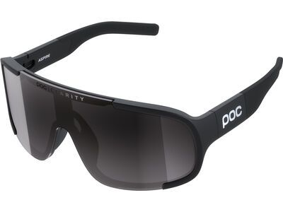 POC Aspire Clarity Brown/Silver Mirror uranium black