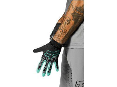 Fox Flexair Glove teal