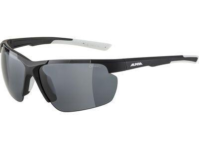 Alpina Defey HR Black black matt-white