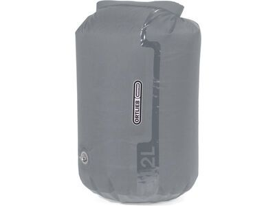 Ortlieb Dry-Bag PS10 Valve 12 L, light grey - Packsack