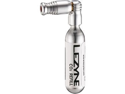 Lezyne Trigger Speed Drive CO2, silver - CO2 Pumpe