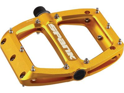 Spank Spoon Reboot Flat Pedal - M, gold