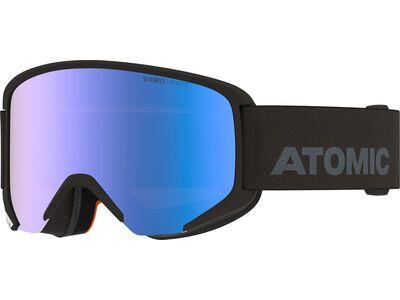 Atomic Savor Photo, black/Lens: blue - Skibrille