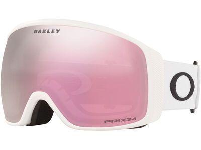 Oakley Flight Tracker XL - Prizm Hi Pink Iridium matte white