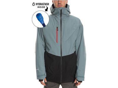 686 GLCR Hydrastash Reservoir Insulated Jacket, goblin blue colorblock - Snowboardjacke