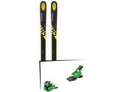 Set: Kästle FX85 HP 2019 + Tyrolia Attack² 16 GW green