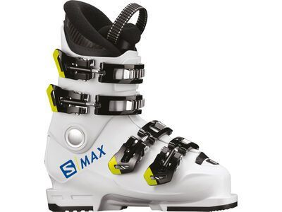Salomon S/Max 60T L 2021, white/acid green - Skiboots