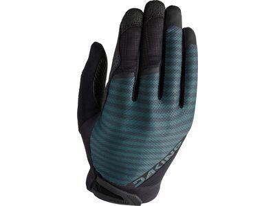 Dakine Boundary Glove, slate blue stripe - Fahrradhandschuhe