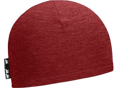 Ortovox Merino Fleece Light Beanie, dark blood blend - Mütze