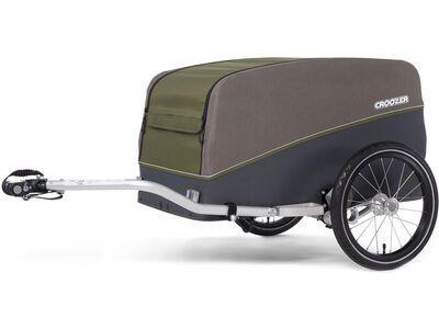 Croozer Cargo Tuure olive green 2021
