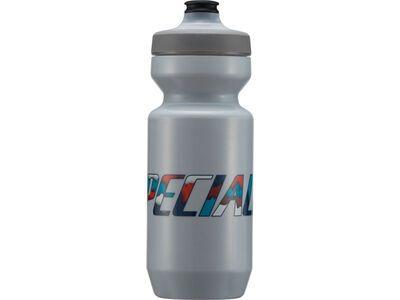 Specialized Purist WaterGate 0,65 L, ash papercut - Trinkflasche