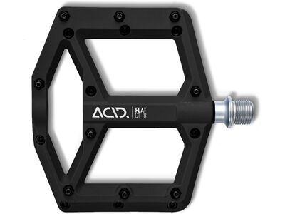 Cube Acid Pedale Flat C1-IB black