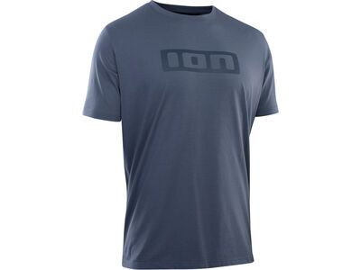 ION Tee Logo SS DR, storm blue