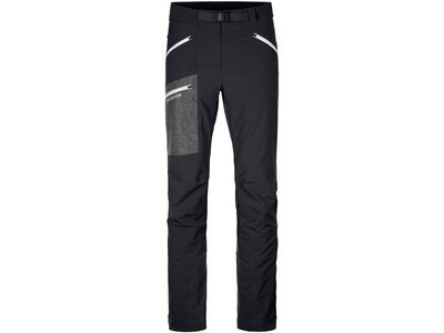 Ortovox Merino Airsolation Cevedale Pants M, black raven - Skihose