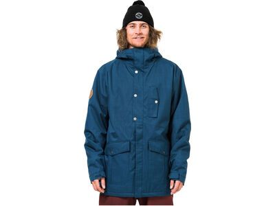 Horsefeathers Hubbard Jacket, heather navy - Snowboardjacke