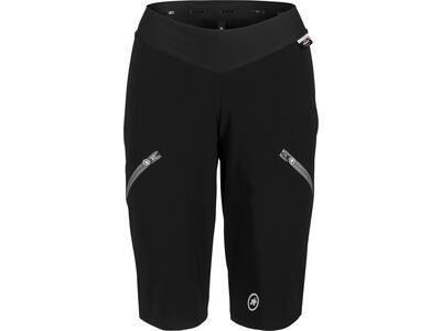 Assos Trail Women's Cargo Shorts blackseries
