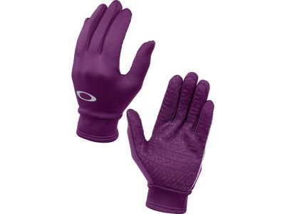 Oakley Fleece Glove, burgundy - Skihandschuhe