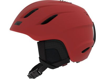 Giro Nine, matte dark red - Skihelm