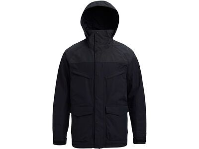 Burton Breach Jacket, true black/true black wax - Snowboardjacke