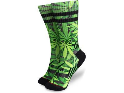 Loose Riders Technical Socks 420 green/black