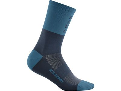 Cube Socke High Cut ATX, blue - Radsocken