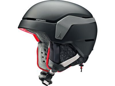 Atomic Count JR, black - Skihelm