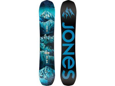 Jones Frontier Wide 2020 - Snowboard