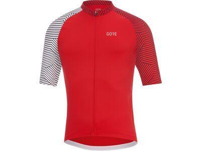 Gore Wear C5 Trikot red/white