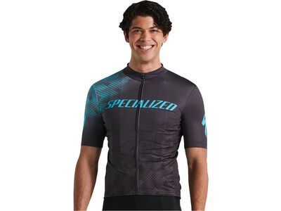 Specialized RBX Comp Logo Shortsleeve Jersey anthracite