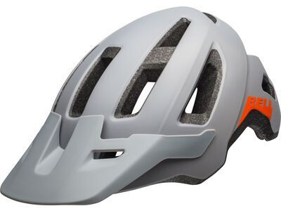 Bell Nomad MIPS matte gray/orange