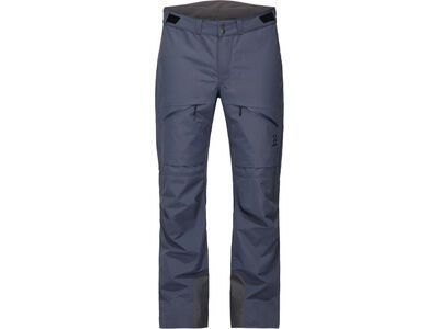 Haglöfs Nengal 3L Proof Pant Men, dense blue  - Skihose