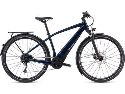 Specialized Turbo Vado 3.0 2021, blue/black/silver - E-Bike