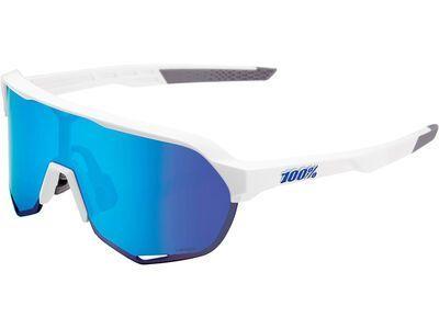 100% S2 - HIPER Blue ML Mir matte white