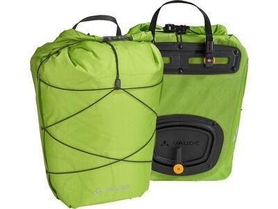 Vaude Aqua Back Light (Paar), chute green - Fahrradtasche