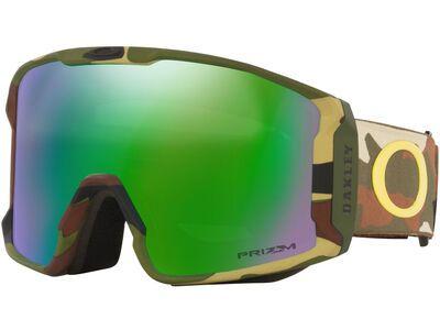 Oakley Line Miner XL Prizm Sammy Carlson Signature, Lens: jade iridium - Skibrille