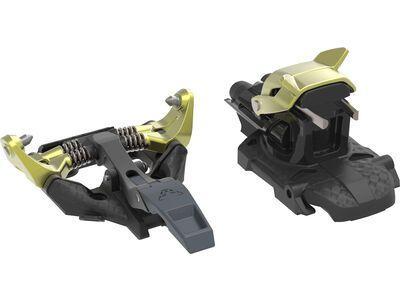 Dynafit TLT Speedfit Z10 ohne Bremse, yellow/black - Skibindung