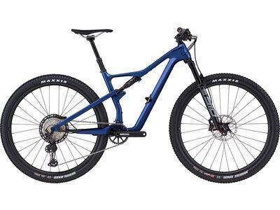 Cannondale Scalpel Carbon SE 1 abyss blue 2021