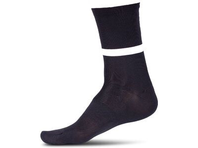 Cube Socke Blackline High Cut black