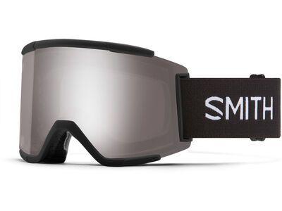 Smith Squad XL inkl. WS, black/Lens: cp sun platinum mir - Skibrille