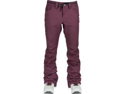 Nitro Heartbreaker Twill Pants, port - Snowboardhose