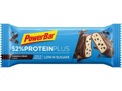 PowerBar Protein Plus 52% - Cookies & Cream - Proteinriegel