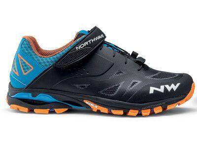 Northwave Spider 2 black/blue/orange