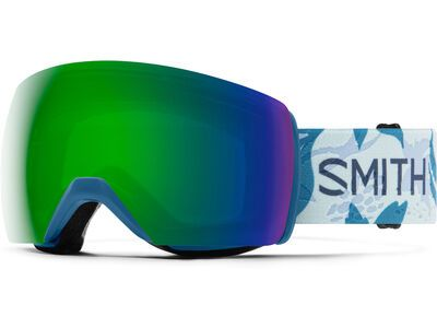 Smith Skyline XL, b4bc/Lens: cp sun green mir - Skibrille