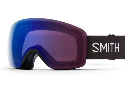 Smith Skyline, black/Lens: cp photochromic rose flash - Skibrille