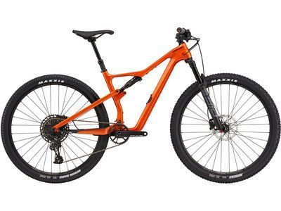 Cannondale Scalpel Carbon SE 2 2021, saber - Mountainbike