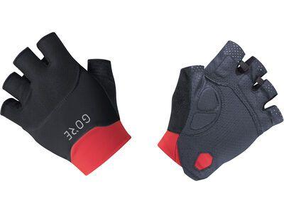 Gore Wear C5 Vent Kurzfingerhandschuhe, black/pink