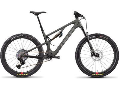 Santa Cruz 5010 CC XX1 Reserve 2020, grey - Mountainbike
