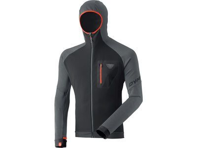 Dynafit Radical Polartec Men Hooded Jacket, magnet - Fleecejacke