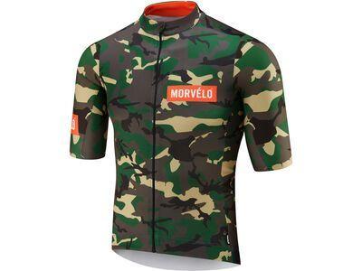 Morvelo Camo NTH Series SS Jersey - Radtrikot